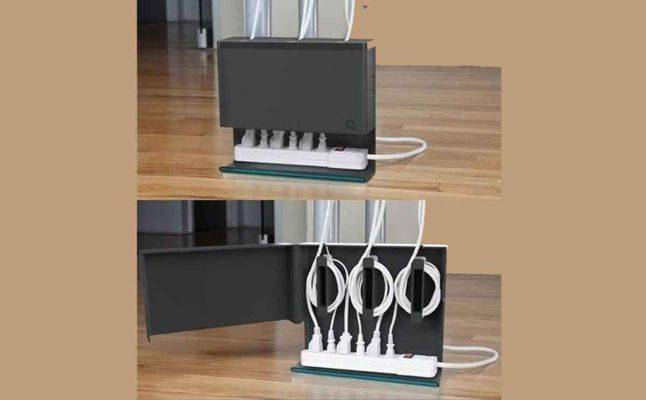 افكار خلاقة لإخفاء اسلاك الكهرباء في المنزل