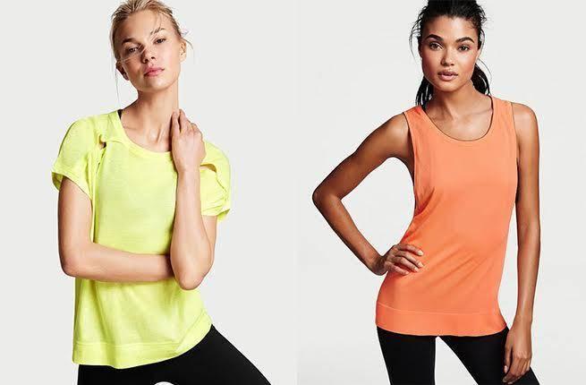 ملابس رياضة فيكتوريا سيكريت لصيف 2016