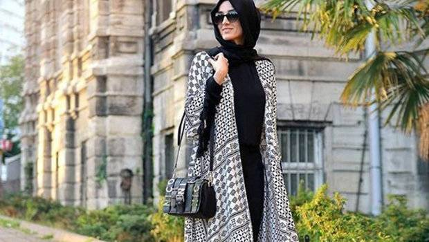 Header image article main fustany how to style your cardigan according to your body shape image4