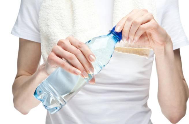 يعتمد ريجيم السحاب في المركز الأول على شرب الماء بكثرة