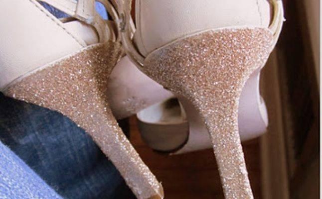 تجديد كعب الحذاء