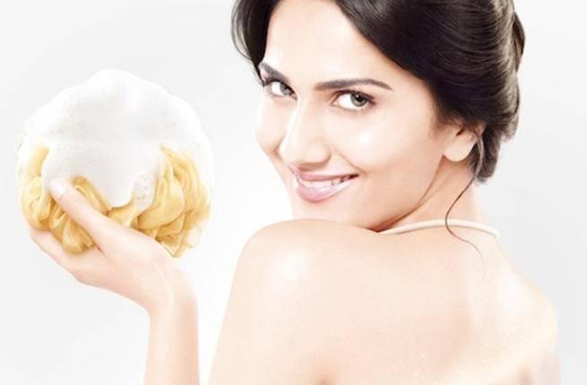 خلطة صابون زيت الزيتون لتبييض الجسم