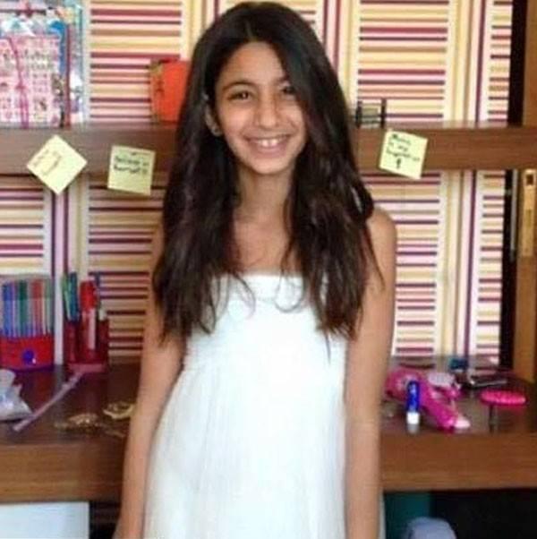 ابنة احمد حلمي و منى زكي