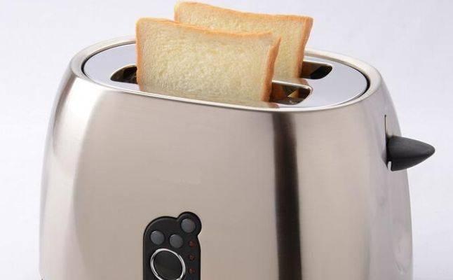 محمصة الخبز الكهربائية: