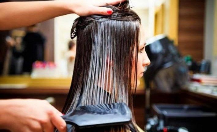 اضرار الكرياتين و البروتين واستخدامه في علاج الشعر وفرده