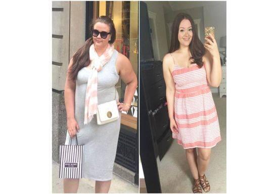 4 نصائح ذهبية ساعدتها لخسارة 35 كيلوغراماً من وزنها خلال أشهر!