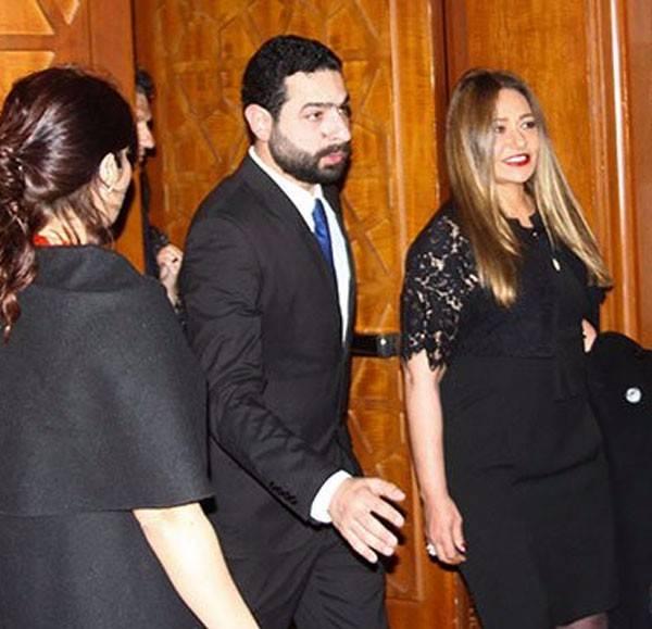 حفل تنصيب منى زكي و احمد حلمي و دنيا سمير غانم سفراء للنوايا الحسنة