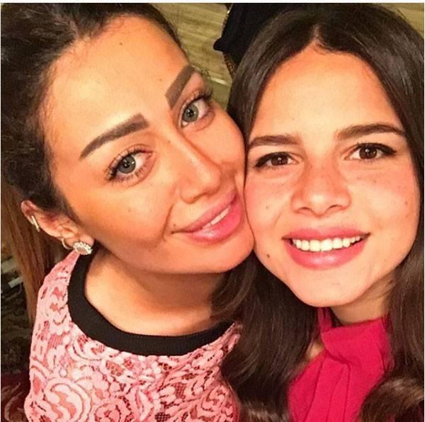 عيد ميلاد شقيقة غادة عبدالرازق