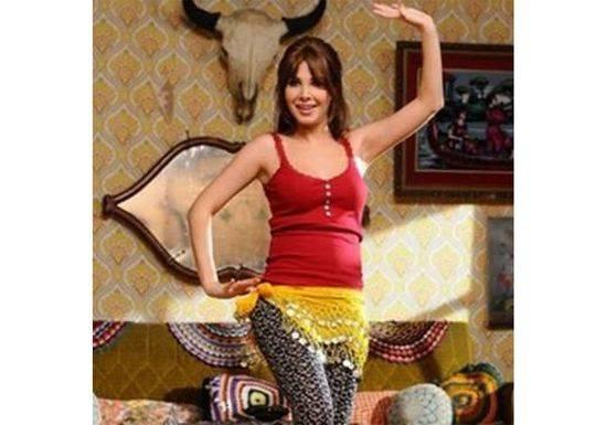 صورة نادرة لنانسي عجرم تظهر وزنها الزائد والجمهور مصدوم